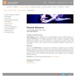 Danse : Meytal Blanaru