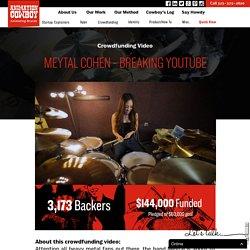 Meytal Cohen - Crowdfunding Video