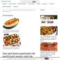 Cea mai bună pastramă de pui făcută acasă- uită de mezeluri pentru totdeauna! - Bucatarul.tv