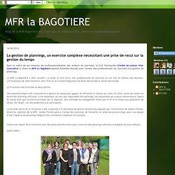 MFR la BAGOTIERE