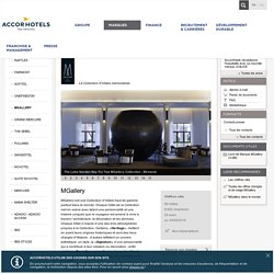 MGallery - AccorHotels