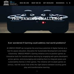 The Gaming Challenge