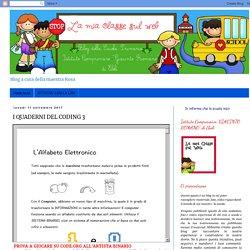 LA MIA CLASSE SUL WEB: I QUADERNI DEL CODING 3