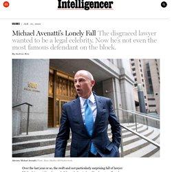 Inside Michael Avenatti's Nike Extortion Trial