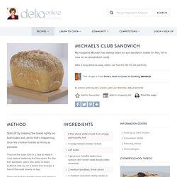 Michael's Club Sandwich