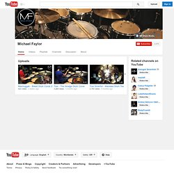 TOOLdrummer22's Channel