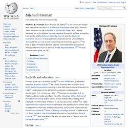 Michael Froman - Wikipedia