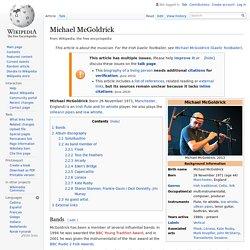 Michael McGoldrick