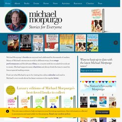 Michael Morpurgo | Welcome