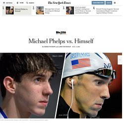 Michael Phelps vs. Himself