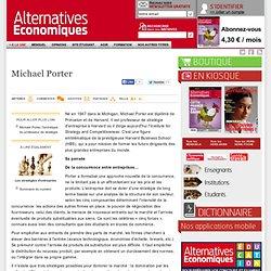 Biographie Michael Porter