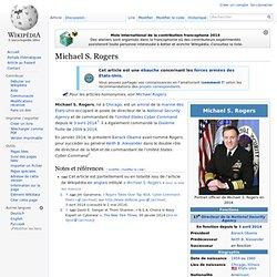 Michael S. Rogers Dir. depuis le 28/03/2014