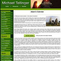Michael Tellinger - Adam's Calendar