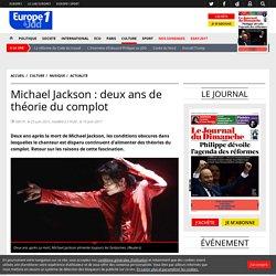 Michael Jackson : après sa mort, les théories du complot se succèdent