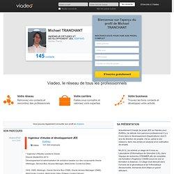 Michael TRANCHANT | Chargé de projets JEE, Laboratoire Informatique de Grenoble (LIG) | Grenoble | Grenoble | Rhône-Alpes