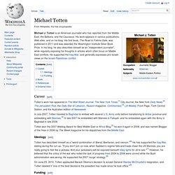 Michael Totten