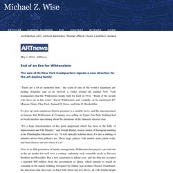 Michael Z. Wise