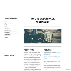 Jason Paul Michaels - Rider