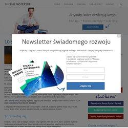 Michalpasterski.pl - świadomie o rozwoju osobistym