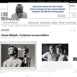 Duane Michals : L'existence au merveilleux