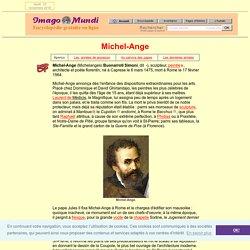 Michel-Ange.