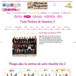 Michel et Augustin - Les trublions du goût