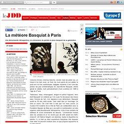 La météore Basquiat à Paris