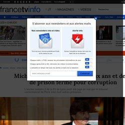 Michel Neyret condamné à deux ans et demi de prison ferme pour corruption