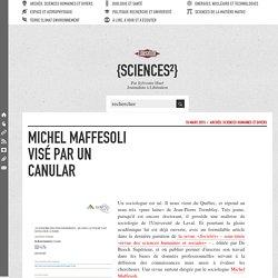 Michel Maffesoli visé par un canular