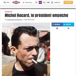 Michel Rocard, le président empêché