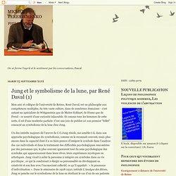 Jung et le symbolisme de la lune, par René Daval (1)