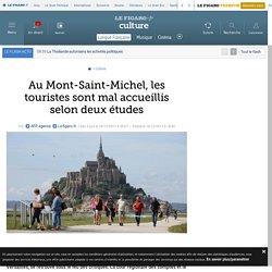Au Mont-Saint-Michel, les touristes sont mal accueillis selon deux études