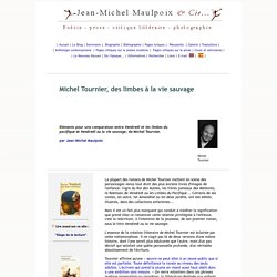 Michel Tournier et Vendredi