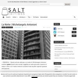 Michelangelo Antonioni - SALT Editions
