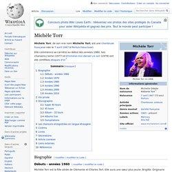 Michèle Torr - 1947-