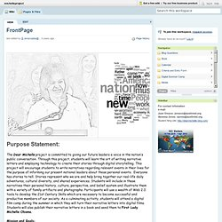 michelleproject / FrontPage