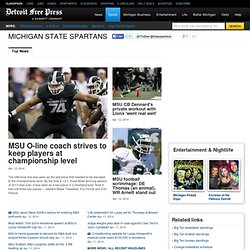 freep.com | Spartans | Detroit Free Press