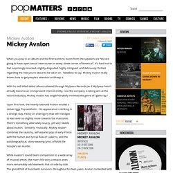 Mickey Avalon: Mickey Avalon