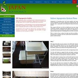 Micro Aquaponics Plans