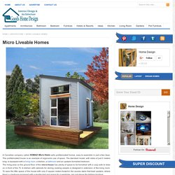 Micro Liveable Homes