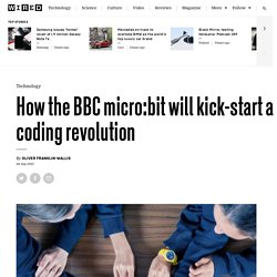 How the BBC micro:bit will kick-start a coding revolution