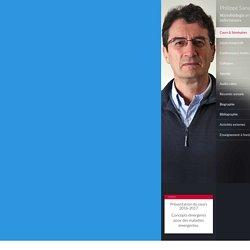 COLLEGE DE FRANCE 09/12/10 Cours vidéo en ligne : Une barrière au coeur de l'émergence infectieuse, la barrière d'espèce par College-de-France