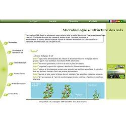 Microbiologie des sols