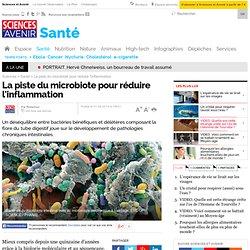 La piste du microbiote pour réduire l'inflammation - 1 avril 2014