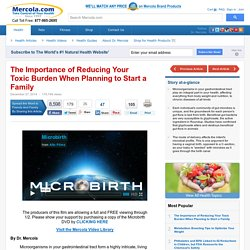 Microbirth: The Importance of Seeding Your Baby's Microbiome