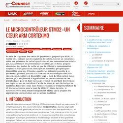 Le microcontrôleur STM32: un cœur ARM Cortex-M3 / GLMF-148