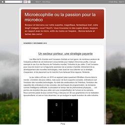 Microécophilie ou la passion pour la microéco