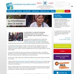 La microfinance dans le monde