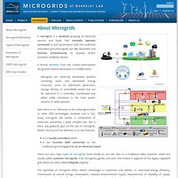 Building Microgrid