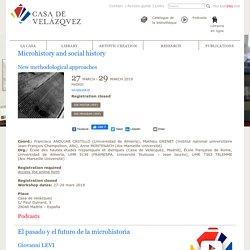 Microhistoire et histoire sociale - Casa de Velázquez